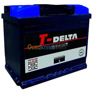 Batterie 12V 75Ah