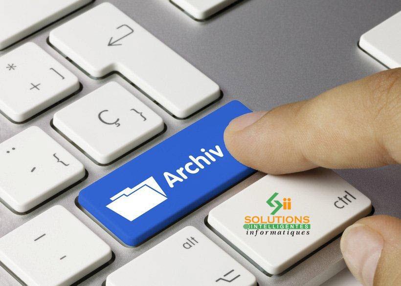 Système d'archivage électronique GED en Algerie