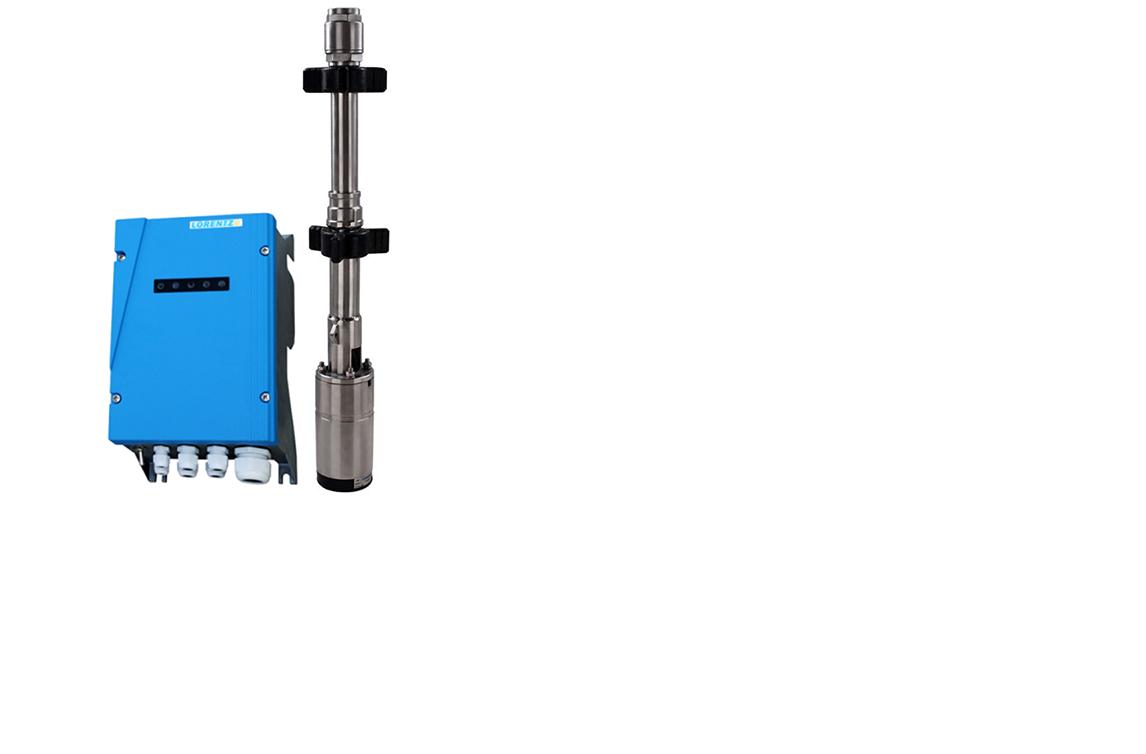 Pompe immergée solaire LORENTZPS2-600 HR-14
