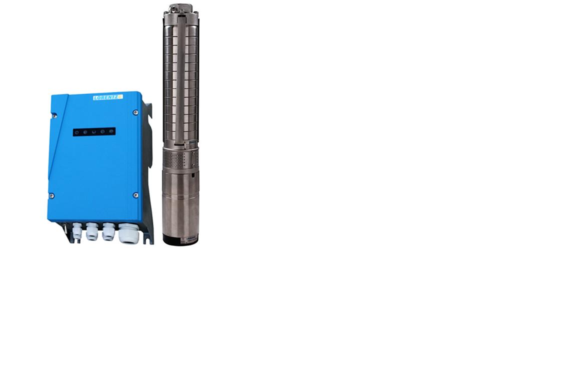 Pompe immergée solaire LORENTZ PS2-1800 C-SJ8-7