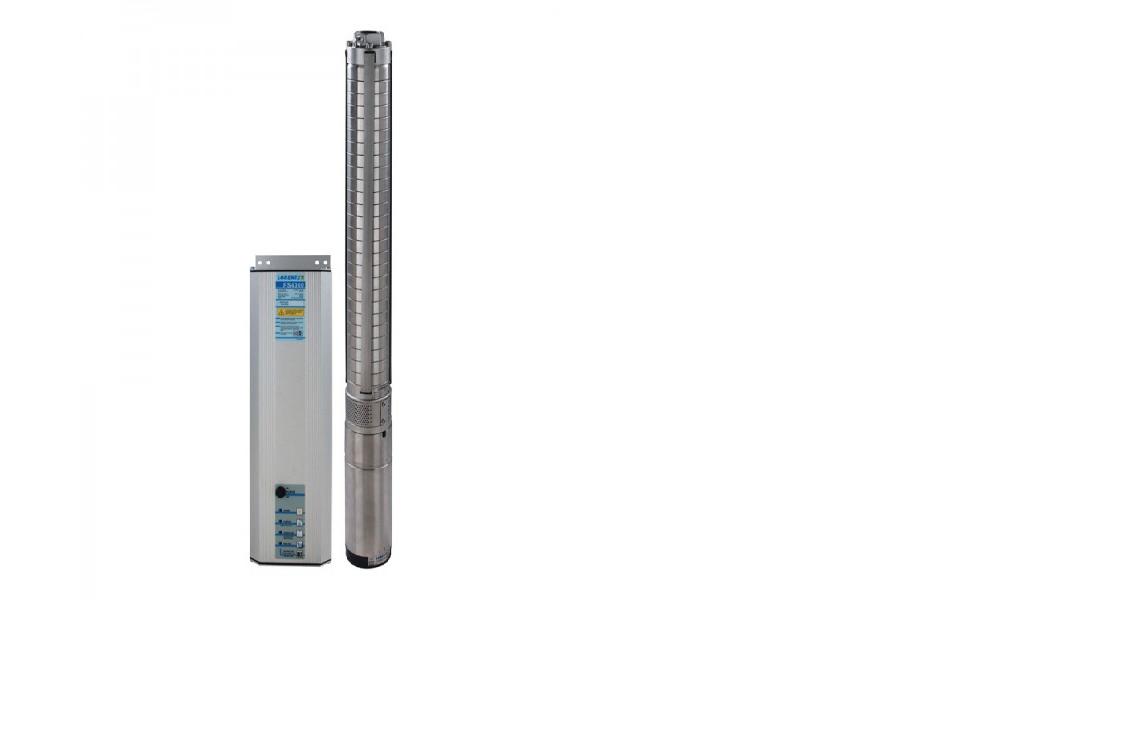Pompe immergée solaire LORENTZ PS2-4000 C-SJ5-25