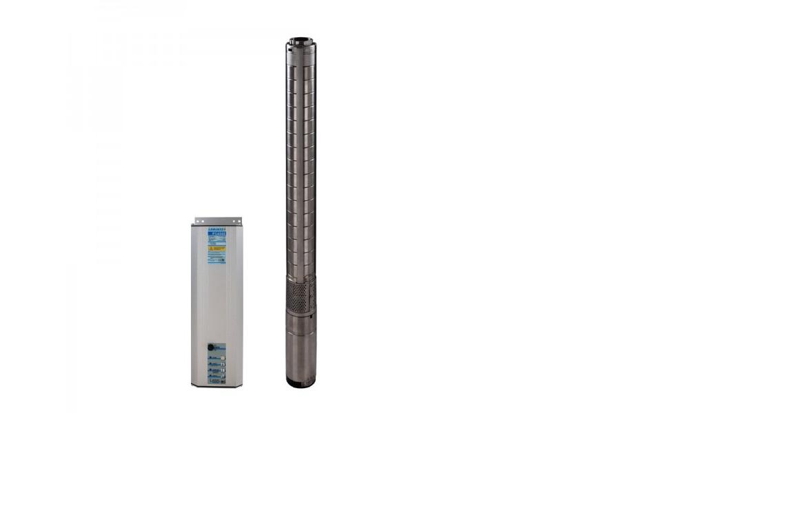 Pompe immergée solaire LORENTZ PS2-4000 C-SJ8-15