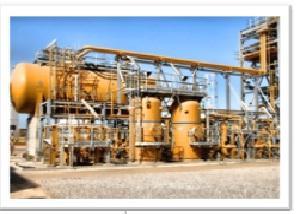 Fabrication et l'installation de l'unité de base d'acide