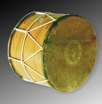 Instruments de percussion : Tabla