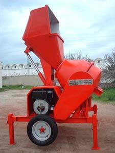Bétonnière hydraulique
