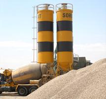 Silo 60 tonnes