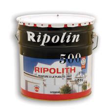 Peintures ripolith