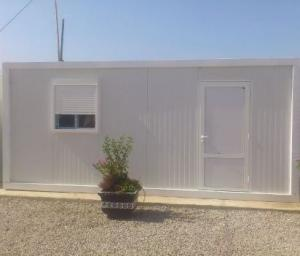 Cabines modulaire