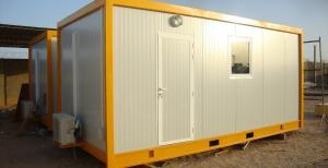 cabine saharienne