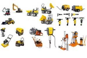Location matériels et équipement de chantier