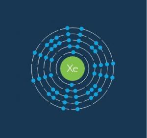 Xénon 131.3 g/mol