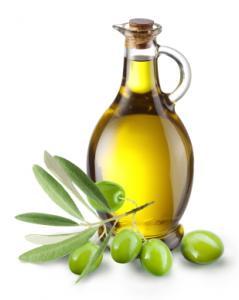 Huile d'olives naturelle