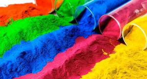 Pigments artificiels.