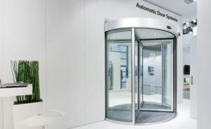 Porte tambour SAS hôtel et banque