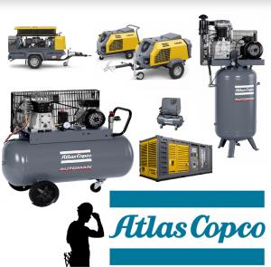 Compresseurs Atlas Copco
