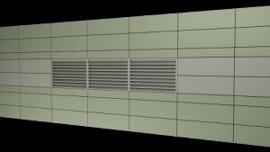 C/S Ventilation Louvers A4080