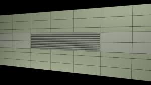 C/S Ventilation Louvers A4085