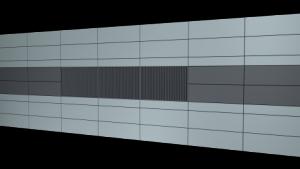 C/S Rain Defence Performance Louvers RSV-5700