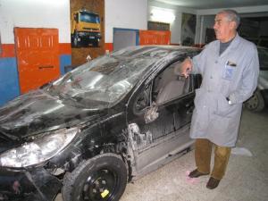 Réparation véhicules