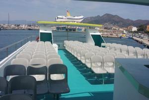 Aménagement intérieur du bateau  transport