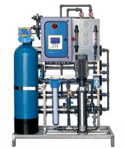 Traitement industriel de l'eau