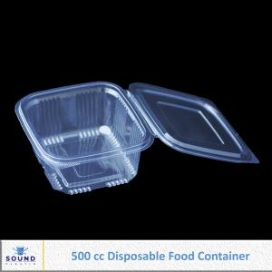Plastic Food Contianer