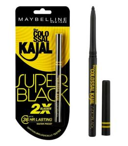 Maybelline Colossal & Super Black+Loreal Magique Bold & Supreme Black
