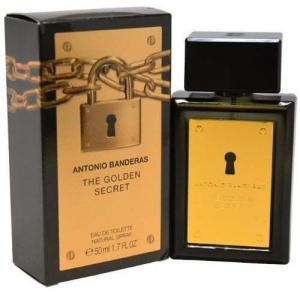 Antonio Banderas GOLDEN SECRET EDT VAPO 200
