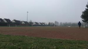 Sable pour terrains de foot