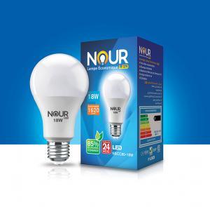 NourLED Ampoule LED 18w