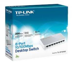 TP Link  8 port