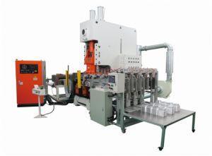 Machine de barquette d'Aluminium
