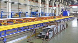 montage des équipements industriels