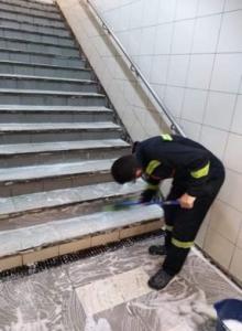 Nettoyage d'immeubles et copropriétés