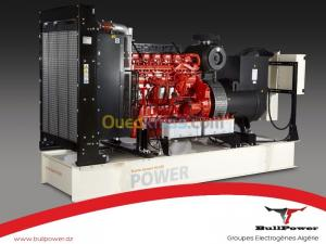 Groupe électrogène 66 KVA