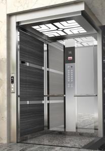 Cabine d'ascenseurs