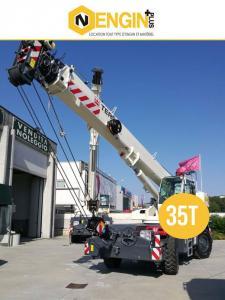 Grue 4x4 35 Tonnes