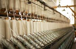 Usines de textile