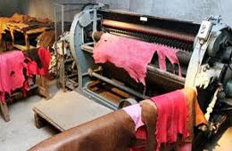 Industrie du cuir