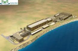 stations de dessalement d'eau