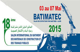 Salon BATIMATEC 2015