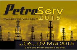 PETROSERV du 06 au 09 Mai 2015 à la Foire Internationale de Sfax