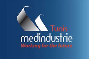 Salon « Tunis-Medindustrie 2015 » sous le slogan « Working for the Future ». du 10 au 13 juin 2015