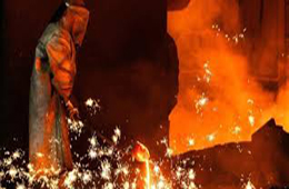 Industrie sidérurgique nationale