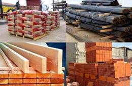 Importations des matériaux de construction