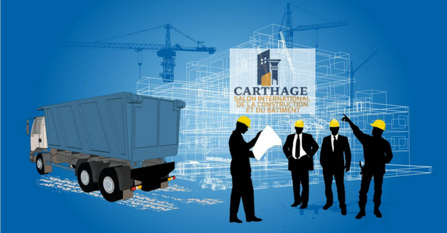 Carthage 2018 Salon International de la Construction et du Bâtiment