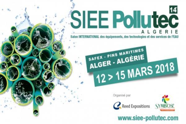 SIEE-POLLUTEC ALG&EacuteRIE 2018