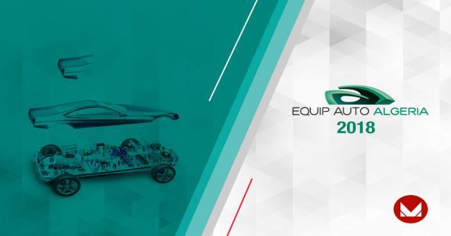 EQUIP AUTO ALGERIA 2018