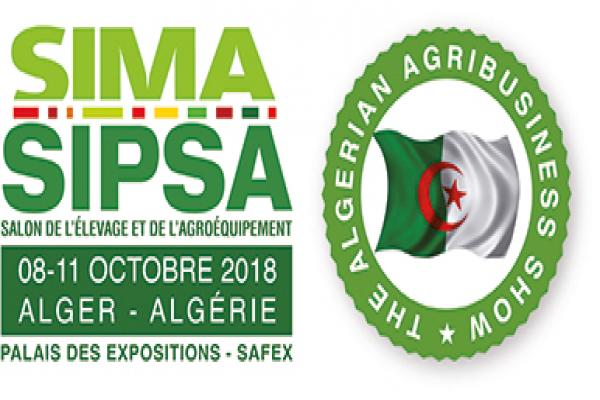 SIMA-SIPSA Alg&eacuterie 2018