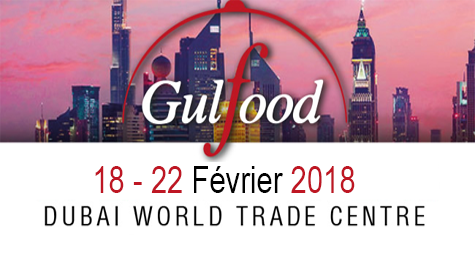 Salon International de l'Agroalimentaire, de l'Hôtellerie et de la Restauration «GULFOOD » Dubaï